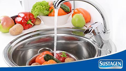 Cara Mudah Membersihkan Sayur dan Buah