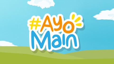 Kompetisi Sustagen #AyoMain di luar