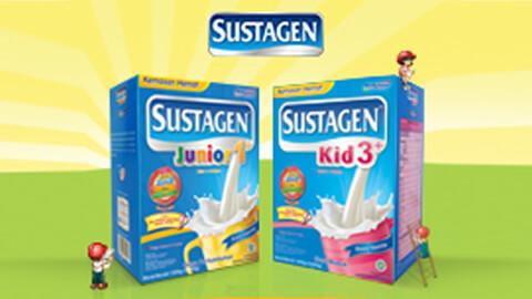 Sustagen Big Pack Berhadiah Kiddy Bowl