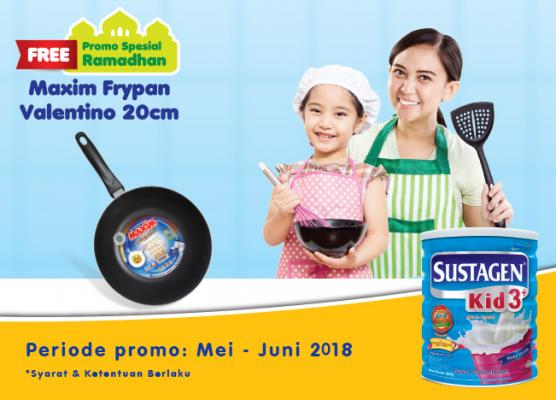 Free Maxim Frying Pan