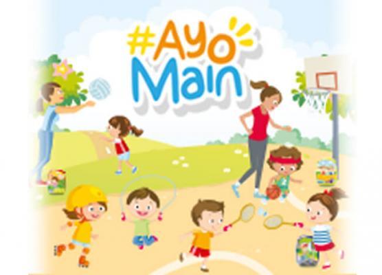#AyoMain Sambil Olahraga – Kompetisi Foto Daerah